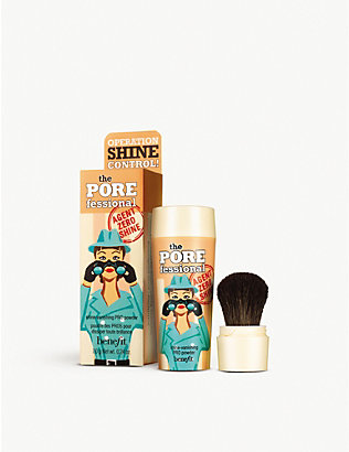 BENEFIT:The POREfessional: Agent Zero Shine 毛孔控油修护蜜粉 7g