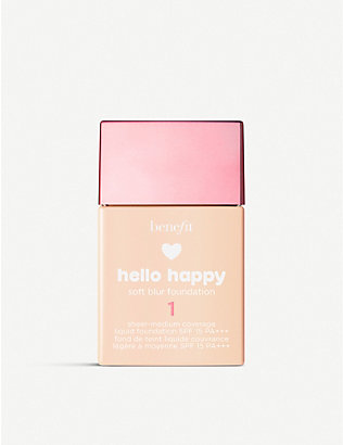 BENEFIT: Hello Flawless Oxygen wow! brightening foundation 30ml