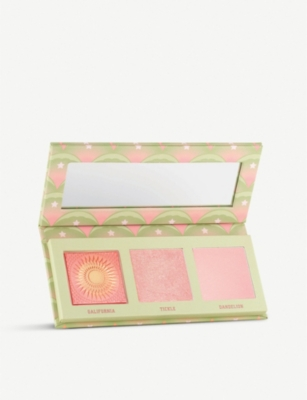 BENEFIT Cheekleaders Mini Pink Squad