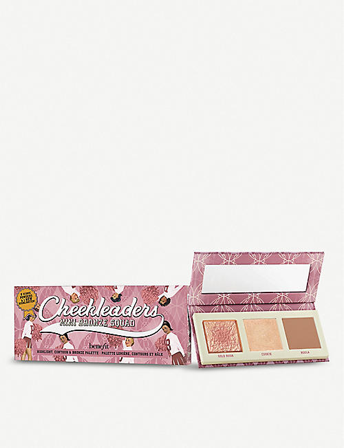 BENEFIT Cheekleaders Bronze Squad palette