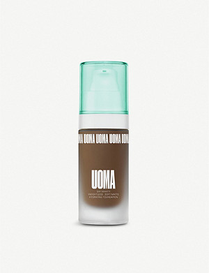 UOMA BEAUTY Black Pearl Say What?! Luminous Matte Foundation