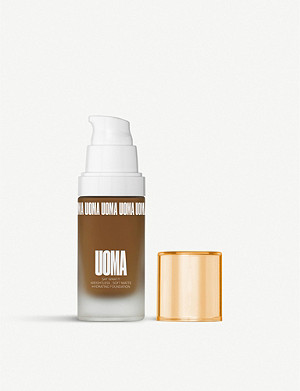 UOMA BEAUTY Brown Sugar Say What?! Luminous Matte Foundation