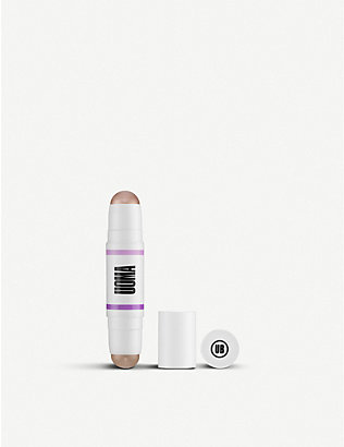 UOMA BEAUTY: Double Take Sculpt and Strobe stick