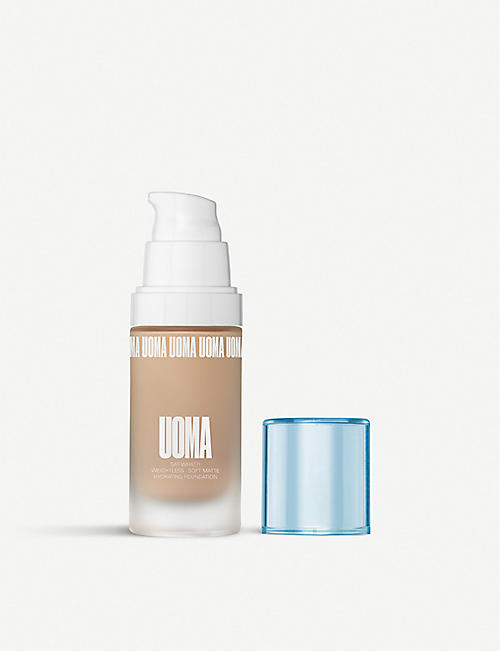 UOMA BEAUTY: Fair Lady Say What?! Luminous Matte Foundation