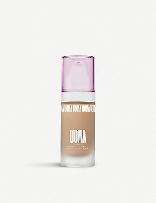 UOMA BEAUTY: Honey Honey Say What?! Luminous Matte Foundation