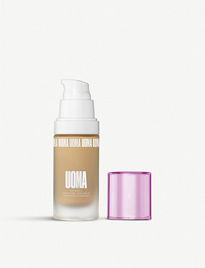 UOMA BEAUTY Honey Honey Say What?! Luminous Matte Foundation
