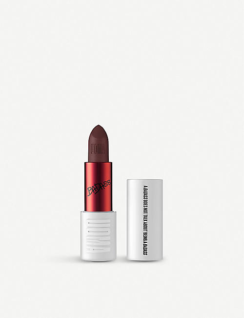 UOMA BEAUTY: Badass Icon Concentrated Matte Lipstick