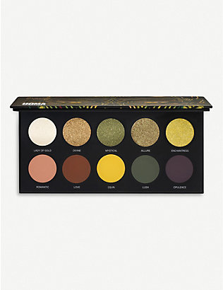 UOMA BEAUTY: Black Magic Colour Palette