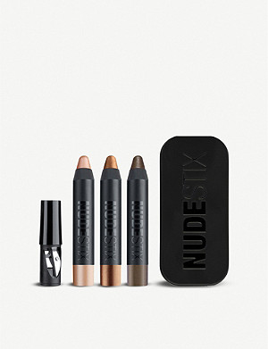 NUDESTIX Mini Metallic Eye Kit