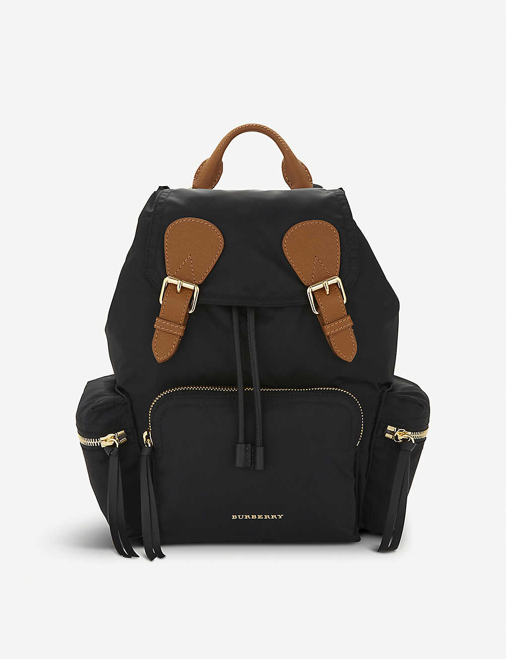 18be98b88de3a BURBERRY - Medium nylon backpack