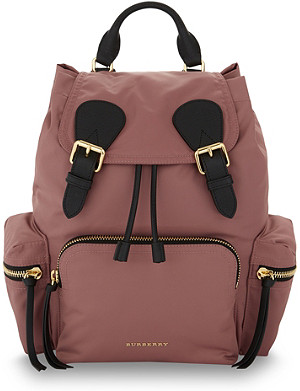 BURBERRY Prorsum medium nylon backpack