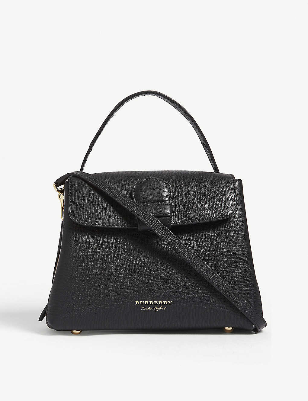 8f6358599 BURBERRY - Camberley small leather shoulder bag | Selfridges.com