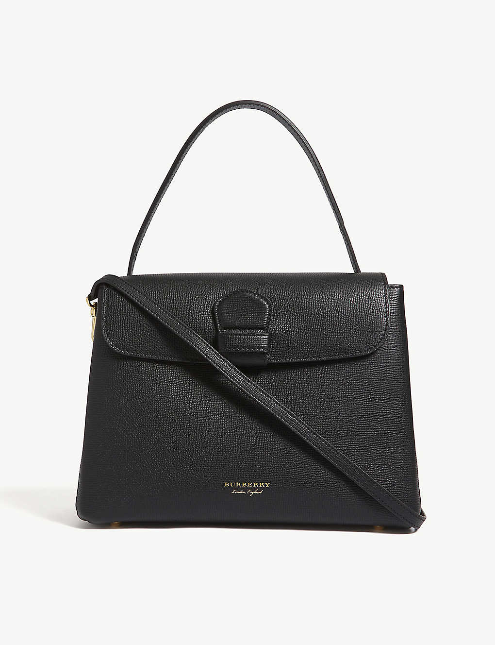 cb8316989ce BURBERRY - Camberley medium leather shoulder bag | Selfridges.com