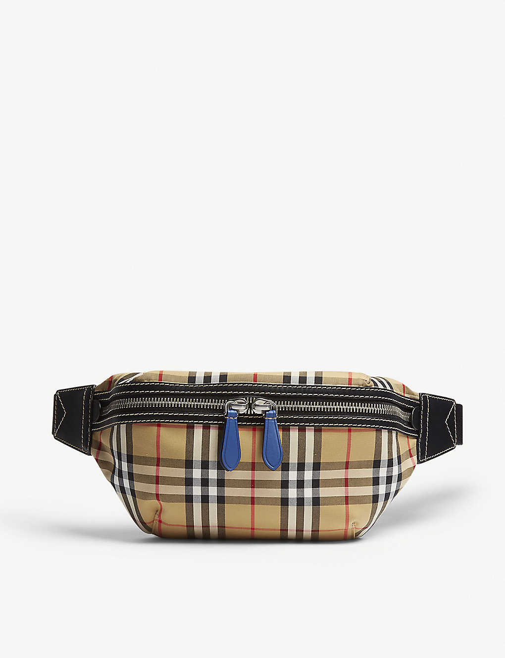 9dd9a26461f6 BURBERRY - Vintage check bum bag