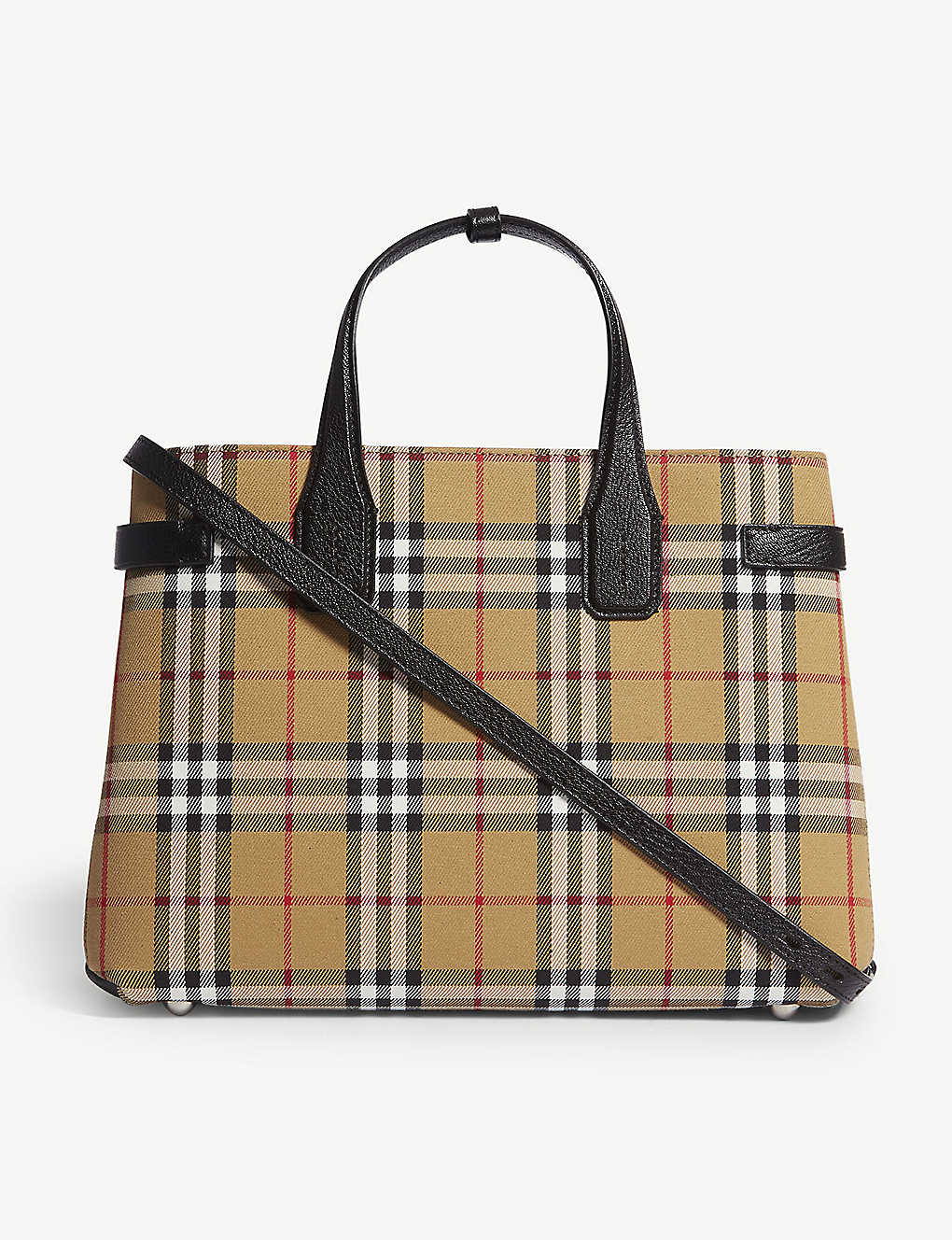 d43a2bf49e4 BURBERRY - Medium Banner tote bag