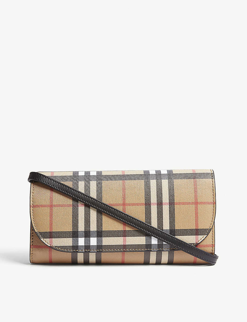 39f144415554 BURBERRY - Henley vintage check wallet-on-chain