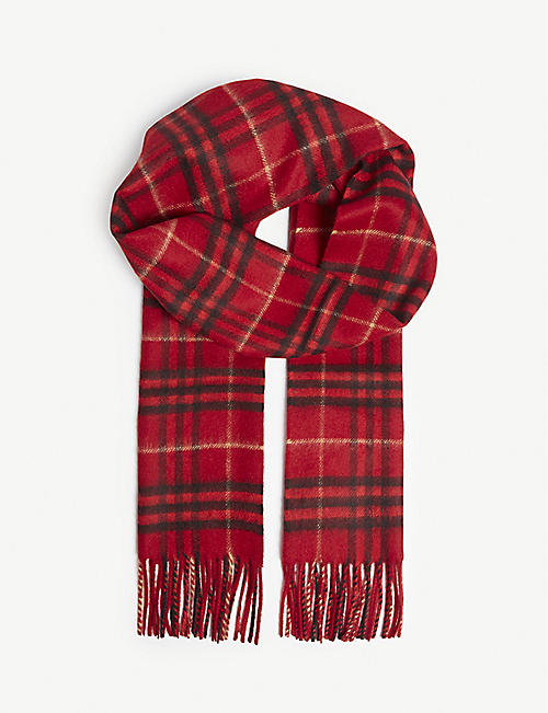 4a12d80597b4 BURBERRY - Scarves - Accessories - Womens - Selfridges
