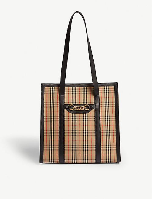 6d29f6ecfe6fc BURBERRY - Tote bags - Womens - Bags - Selfridges