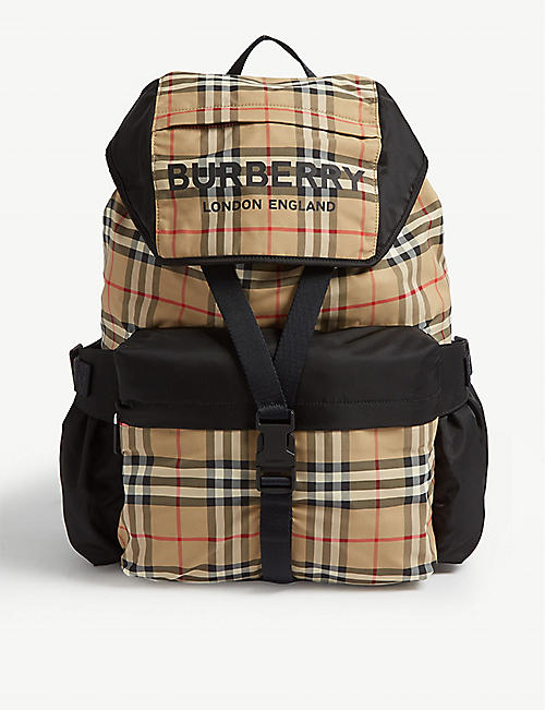 43bbeca24d22e BURBERRY - Backpacks - Womens - Bags - Selfridges