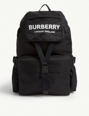 BURBERRY Nylon backpack