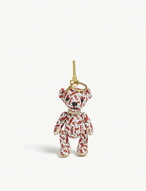 BURBERRY Leather Thomas the Bear