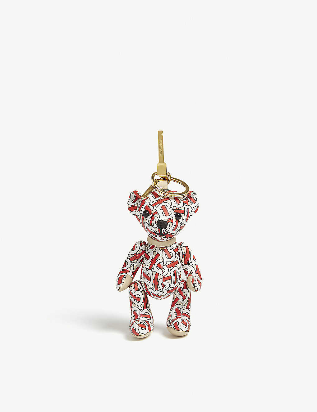 BURBERRY: Leather Thomas the Bear