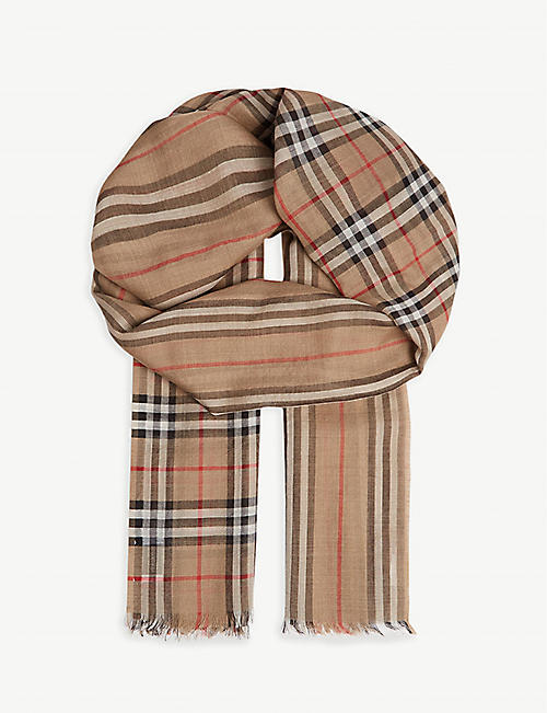 Scarves - Accessories - Womens - Selfridges | Shop Online
