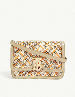 BURBERRY Monogram shoulder bag