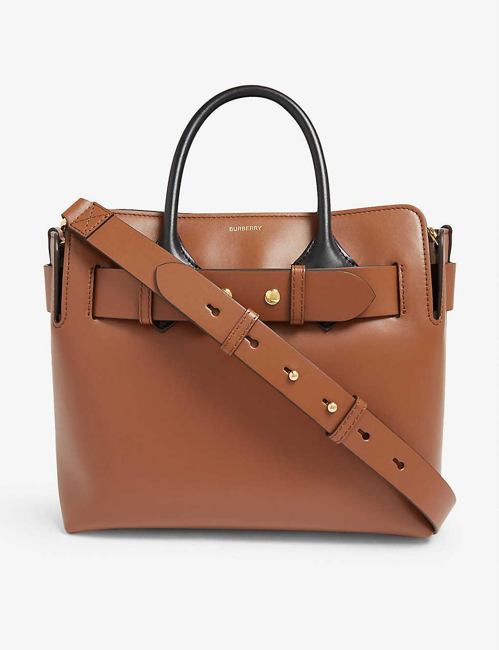 b48a87eaf BURBERRY - Belt leather bag | Selfridges.com