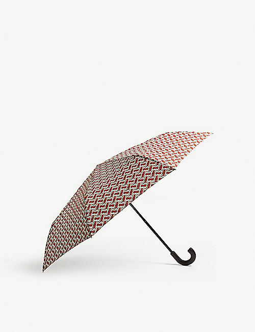 BURBERRY Monogram print umbrella