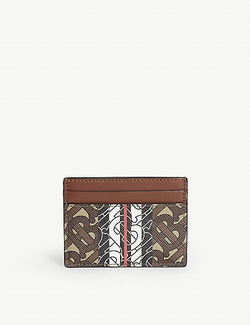 BURBERRY: Sandon card holder