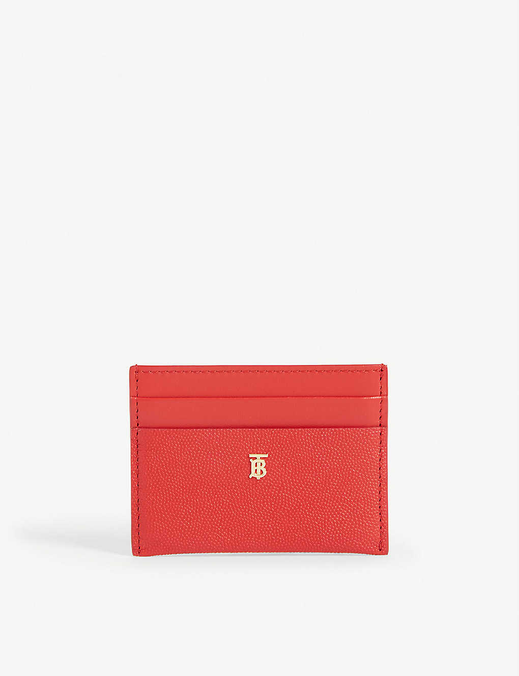 BURBERRY: Sandon leather card holder
