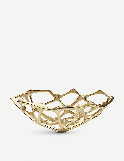 TOM DIXON Bone bowl small