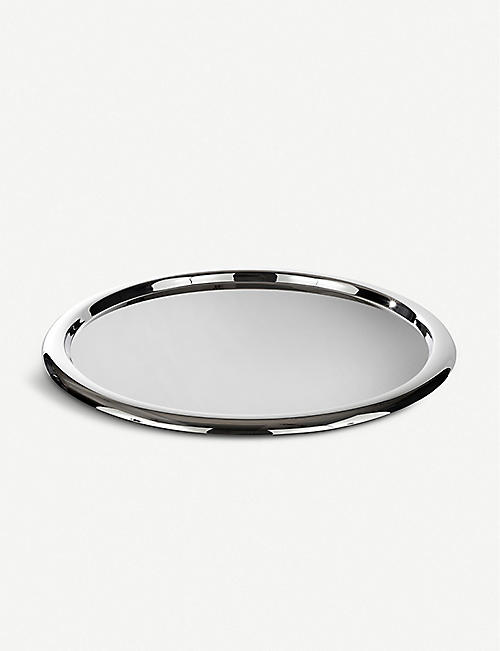 TOM DIXON: Brew stainless steel tray 42cm