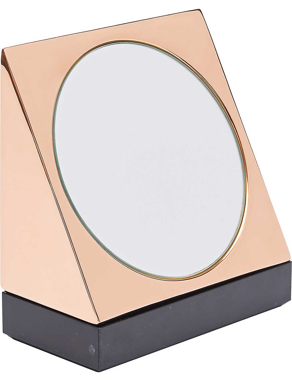 TOM DIXON: Lid wedge mirror