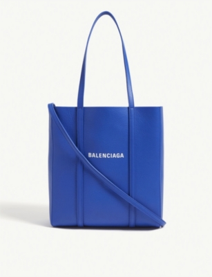 BALENCIAGA Everday leather mini tote