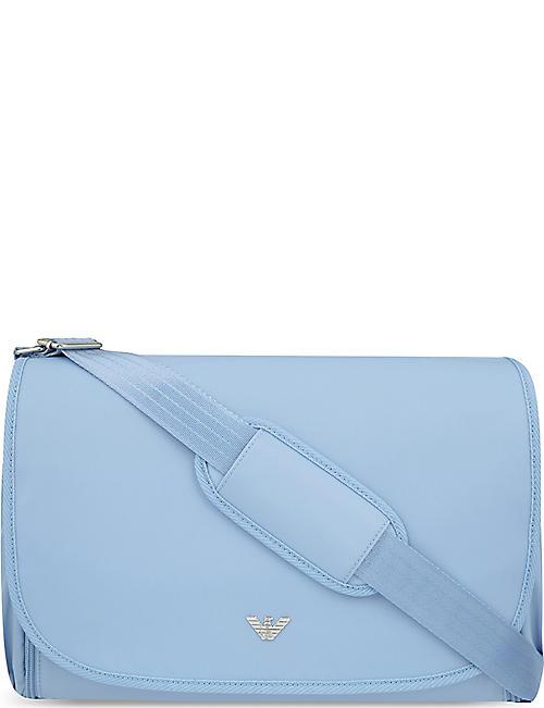 03fe9c6f1299 EMPORIO ARMANI Classic changing bag