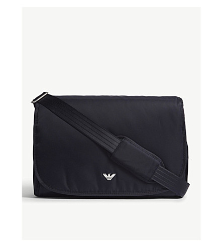 EMPORIO ARMANI Armani Junior changing bag (Navy b59eb470587f4