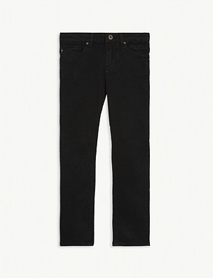 EMPORIO ARMANI Slim-fit jeans 4-16 years