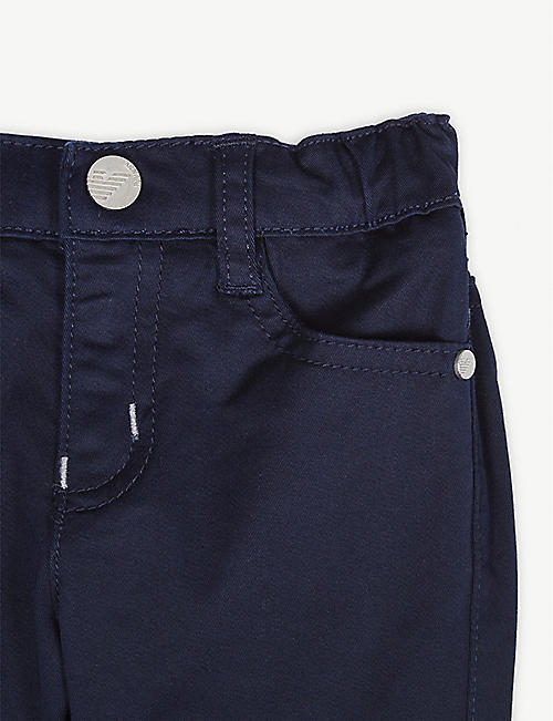 EMPORIO ARMANI Chino trousers 6-36 months