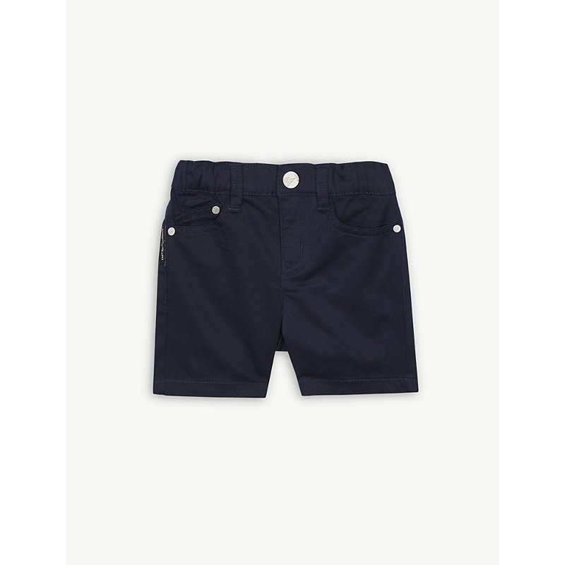 EMPORIO ARMANI   Chino Shorts 6-36 Months   Goxip