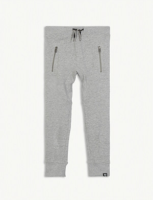 MOLO Ashton cotton-blend tracksuit bottoms 4-14 years
