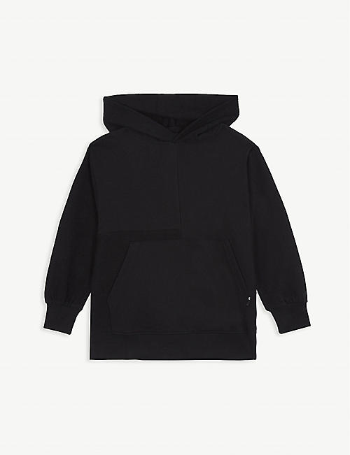 MOLO Panelled cotton hoody 6-14 years
