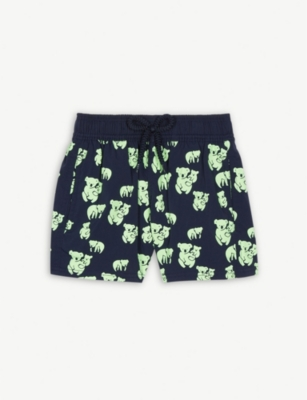 VILEBREQUIN Koala glow print swim shorts 4-14 years