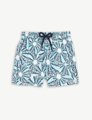 VILEBREQUIN Sea urchin swim shorts