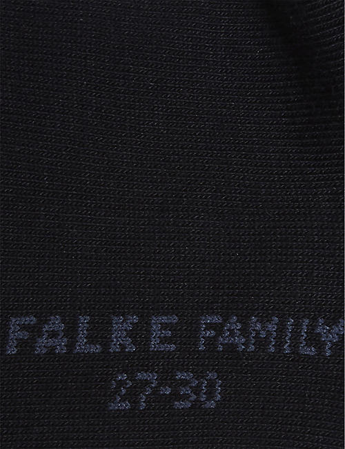 FALKE Family cotton ankle socks