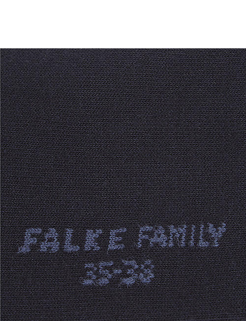 FALKE Family cotton-blend socks