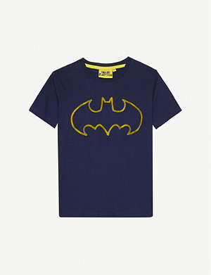 FABRIC FLAVOURS Batman cotton T-shirt 3-10 years