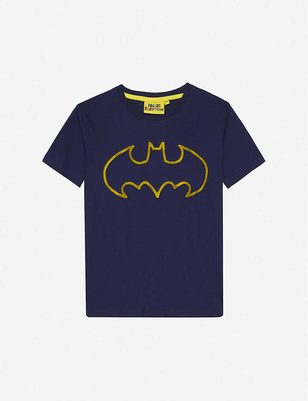 FABRIC FLAVOURS: Batman cotton T-shirt 3-10 years