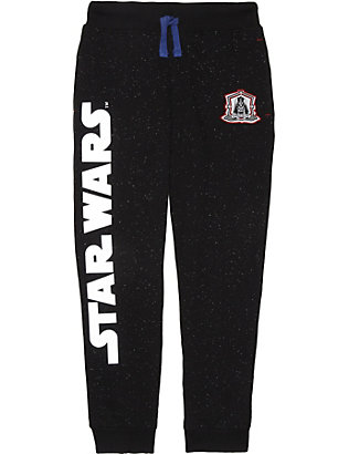 FABRIC FLAVOURS: Star Wars cotton jogging bottoms 3-10 years